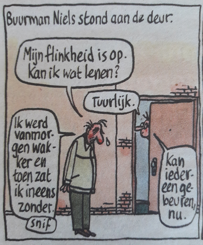 Anton Dingeman in Trouw over flinkheid in de #coronacrisis
